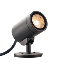 HELIA LED SPOT, Outdoor Spot, 3000K, 35°, antracit, IP55