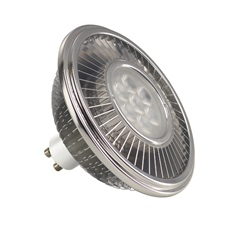LED lampa, GU10 111mm 30° 2700K
