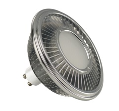 LED lampa, GU10 111mm 140° 2700K
