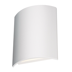 LED SAIL WL, LED outdoor surface-mounted wall light, 3000K, white, IP54