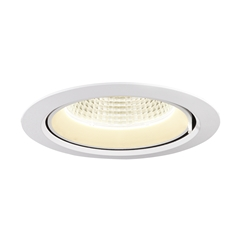 GIMBLE IN 175, Indoor LED recessed ceiling light, white, 4000K