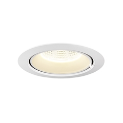 GIMBLE IN 150, Indoor LED recessed ceiling light, white, 4000K