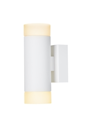 ASTINA UP/DOWN QPAR51, Indoor surface-mounted wall light, white