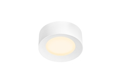 FERA 25 CL DALI, Indoor LED surface-mounted ceiling light, white