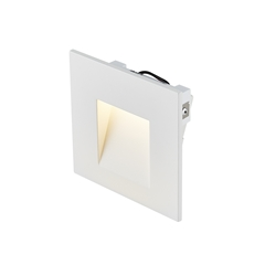 MOBALA, Indoor recessed wall light 3000K white
