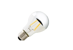 LED lamp, A60, E27, 2700K, 640lm dimmable