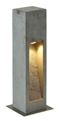 ARROCK STONE LED 50 bollard,50 cm, stone-siva, 6W COB LED,IP44