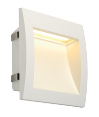 DOWNUNDER OUT LED L ugradnazidna svetiljka, bela, SMD LED3000K, IP55