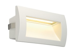 DOWNUNDER OUT LED M ugradnazidna svetiljka, bela, SMD LED3000K, IP55