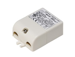 LED DRIVER, 3W, 350mA, withsocket for mini plug, incl.strain-relief