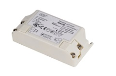 LED DRIVER, 10W, 350mA, incl.strain-relief, dimmable