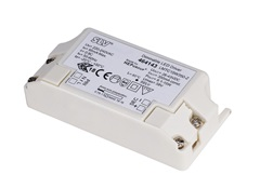 LED DRIVER, 15W, 500mA, incl.strain-relief, dimmable
