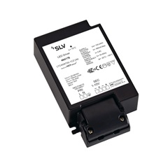 LED DRIVER, 40W, 1000mA, incl.strain-relief, dimmable