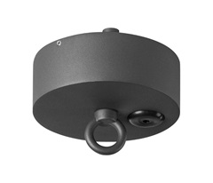 plafonska rozetna for PHOTONIA Outdoor visilica luminaire, antracit, IP44