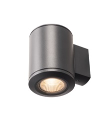 POLE PARC LED Outdoor Wall luminaire, antracite, 3000K, IP44