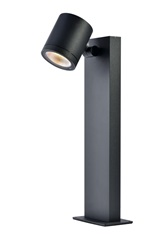 ENOLA_C OUT POLE bollard,antracit, 9W COB LED, 3000K,sa drajverom