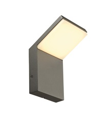 ORDI LED zidna svetiljka,antracit, SMD LED, 3000K,IP44