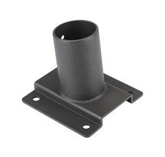 Wall bracket for Path lightVersion L, antracit