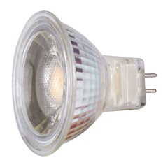 LED MR16 LAMP, 5W LED, 38°,2700K, non-dimmable