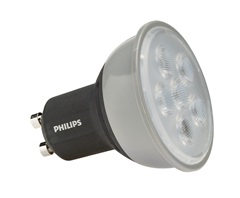 Philips Master LED Spot GU10,3.5W, 40°, 2700K, dimmable