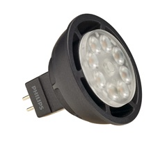 Philips Master LED Spot MR16,6.5W, 36°, 3000K, dimmable